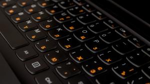 Качественные наклейки на клавиатуру с русскими буквами